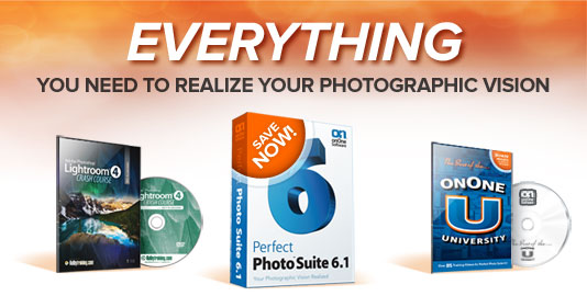 Perfect Photo Suite 6.1 - Save now and get Free DVDs